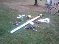 techpod at PDX drones meet-up